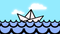 PAPERBOAT Animation