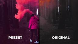 Cinematic Color Presets Premiere Proテンプレート
