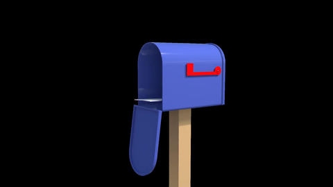 Animated Letterbox Animation