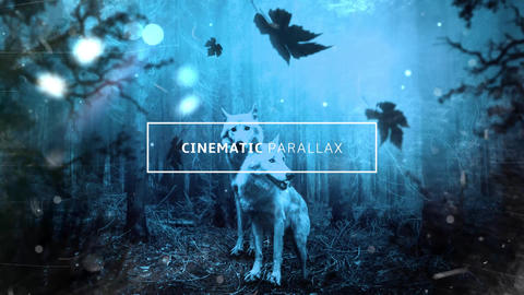Slideshow Cinematic Opener After Effects Template