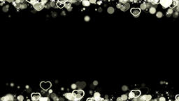 Love Bokeh Frame 02 Animation