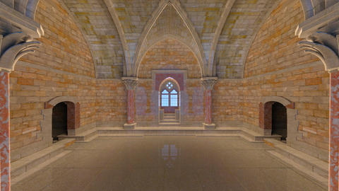 Castle Animation