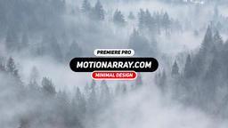Minimal Titles V2 Premiere Pro Template