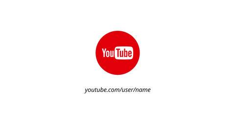 Social Media Logo Premiere Pro Template