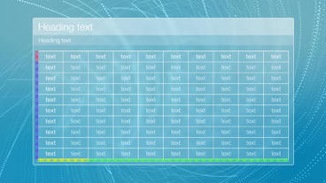 Connections Plantilla de After Effects