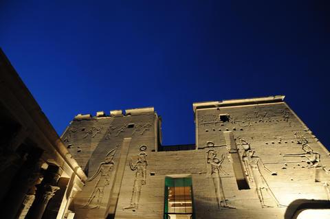 Egypt Temple of Philae フォト