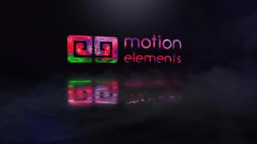 Color Glitch Logo Reveal Plantilla de After Effects