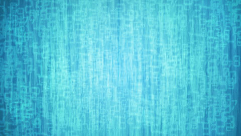 Blue digital background Stock Video Footage
