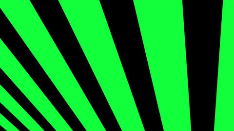 White Hypnotic Lines Rotating Psychedelic Abstract Motion Background Loop Animation