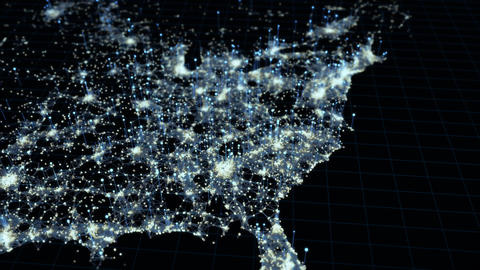 North America growing into the future Live Action