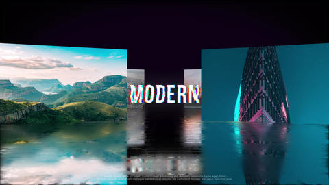 Stylish Opener After Effects Template