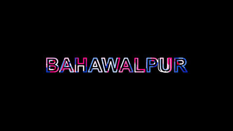 Letters are collected in city BAHAWALPUR, then scattered into strips. Alpha Animation