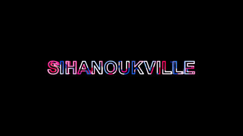 Letters are collected in city SIHANOUKVILLE, then scattered into strips. Alpha Animation