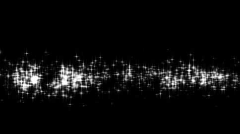 Particles twinkle center_white Animation