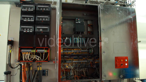 Automation atex safety regulation panel board Footage