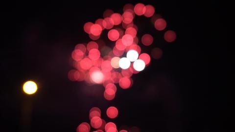 Fireworks Bokeh Live Action