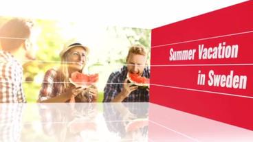 Red Slideshow 애프터 이펙트 템플릿