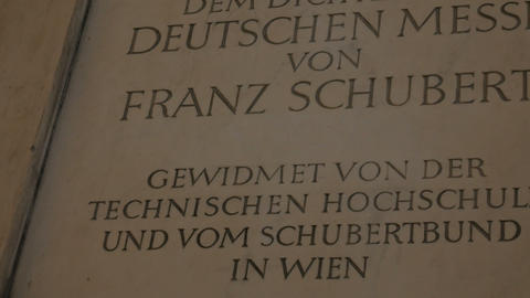 It teaches in honor of the composer Franz Schubert in Vienna, Austria Live Action
