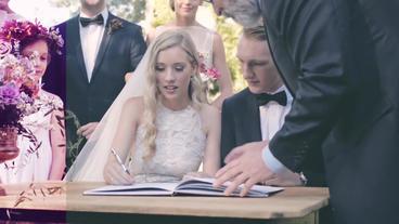 Wedding Color Presets Premiere Pro Template