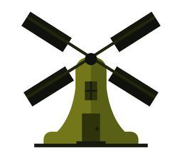mill icon Vector