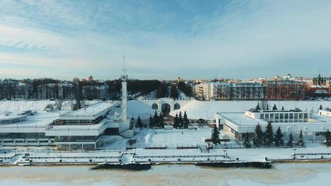 The city of Yaroslavl ビデオ