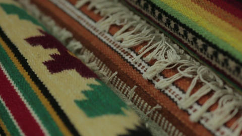 The Handmade Weaving Carpets Live Action