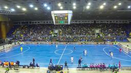 Futsal Friendly match Ukraine v Spain Footage