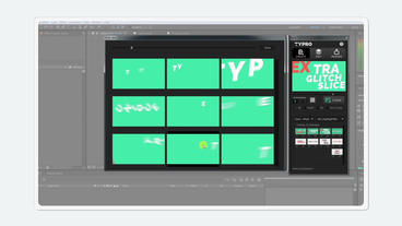 Free Package For Typro After Effects templates
