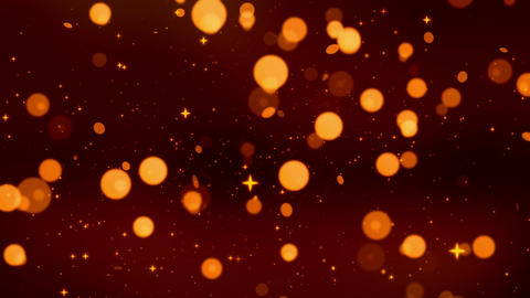 Glitter Lights 4 Loopable Background Animation