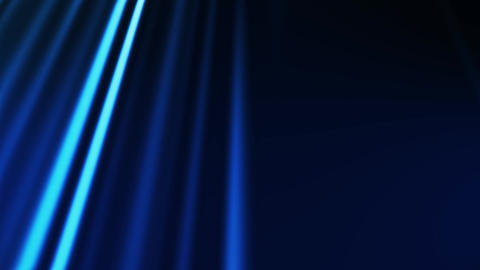 Blue Abstract Vertical Lines Animated Loopable Background Stock Video Footage