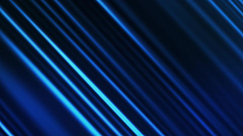 Blue Abstract Oblique Lines Animated Loopable Background Animation