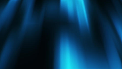 Blue Abstract Vertical Stripes of Light Loopable Background Animation