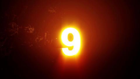 Lighting - Countdown Animation