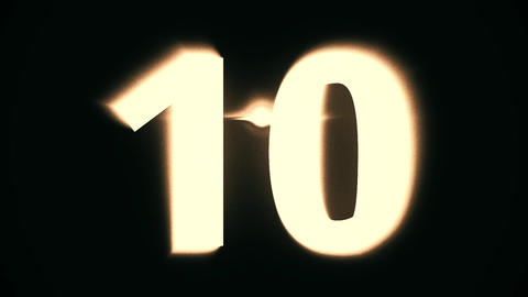 Dynamic - Countdown Animation