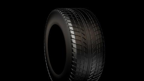 Tire Animation