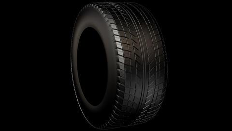 Tire 애니메이션