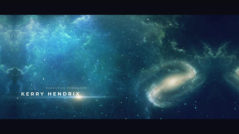 Above the Stars After Effects Template