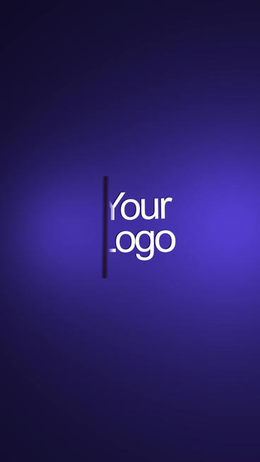 Logo Animation 1 Vertical After Effects Template