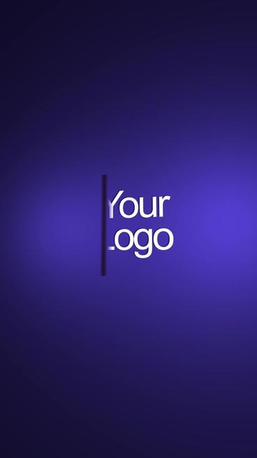 Logo Animation 1 Vertical Plantilla de After Effects