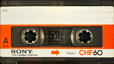 Vintage Sony CHF 60 minute Type 1 Audio Cassette Tape. In 1966, Sony and other ビデオ