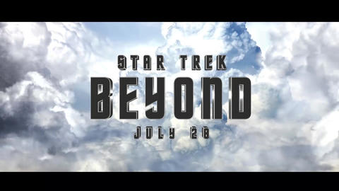 STAR TREK OPENER TITLE After Effects Template