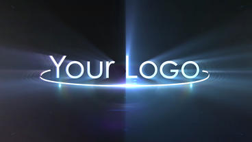 Digital Stroke Logo – Apple Motion and Final Cut Pro X Template 애플 모션 템플릿