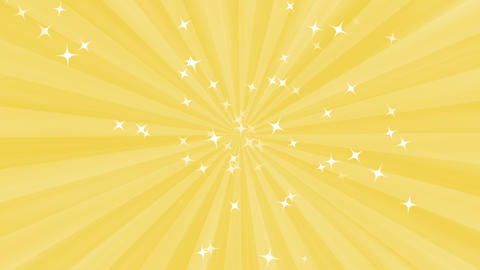 concentration line background gold Animation