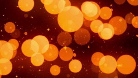 Glitter Lights 7 Loopable Background Animation