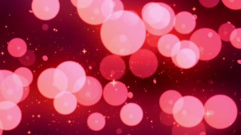Glitter Lights 8 Loopable Background Animation