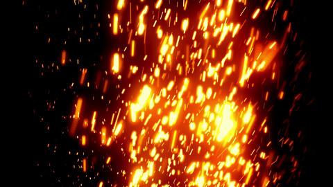 Heavenly Particles 4 Loopable Background Animation