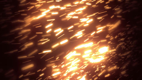 Heavenly Particles 24 Loopable Background Animation