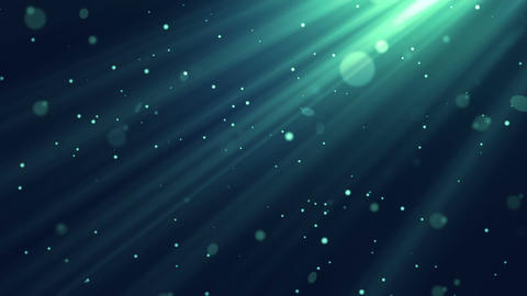 Morning Light Rays 3 Loopable Background Animation