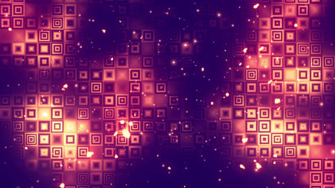Party Lights Flash 19 Loopable Background Animation