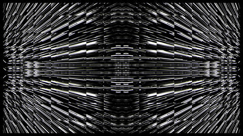 A Silver Pulse of Space Full HD VJ Loop Animation